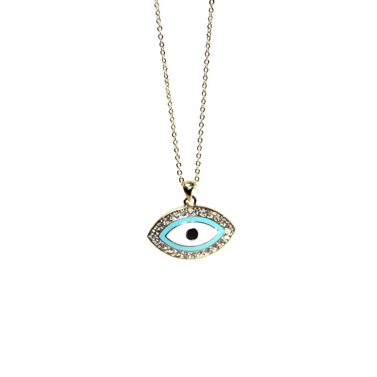 serenaleena evil eye necklace new style great price