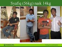 SYAFIQ NAIK 14 KG