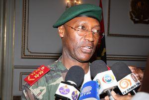 CEMGFA de Angola escusa-se a falar sobre eventual criação de força militar da CPLP