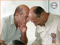 Funny photo Traian Basescu Consilierul presedintelui