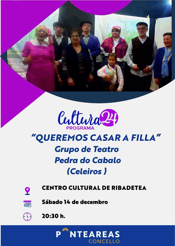 Centro Cultural de Ribadetea