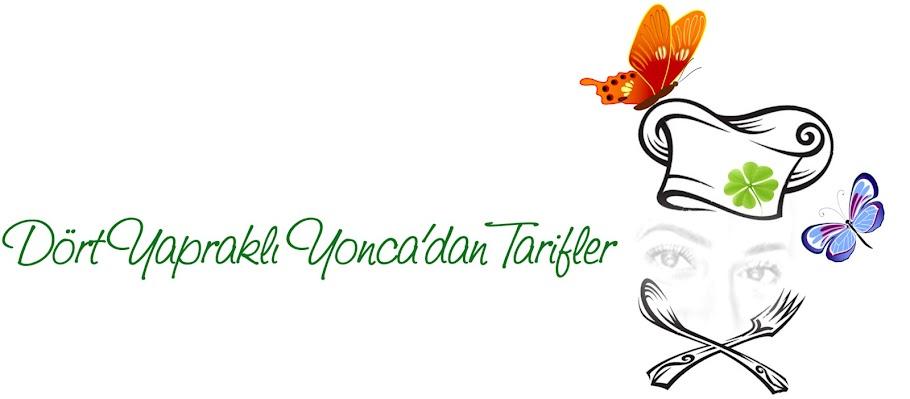 Dört Yapraklı Yonca'dan Tarifler