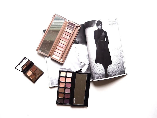 worth the hype, luxury eyeshadow palettes, eyeshadows, high end, favourite palettes, urban decay, naked 3 palette, charlotte tilbury, la dolce vita, laura mercier, artist eye palette, review