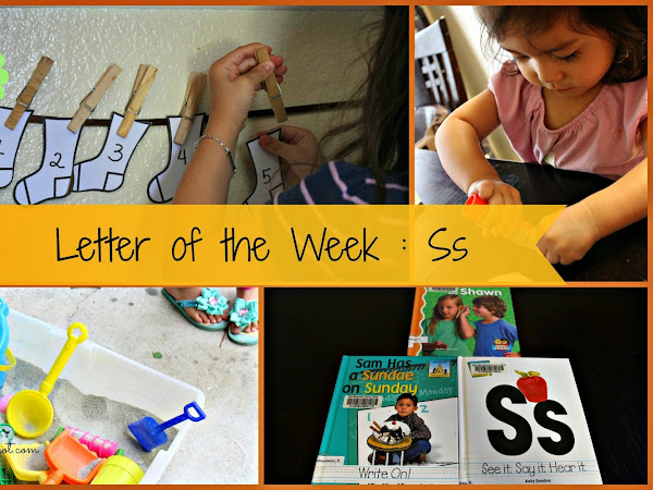 Letter of the Week : Ss