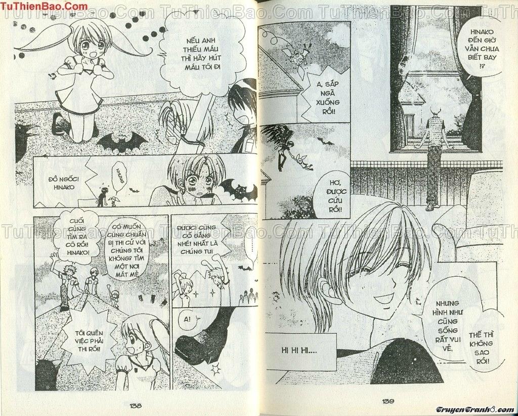 Quái Vật đáng Yêu - Love Monster Chap 42 Trang 19