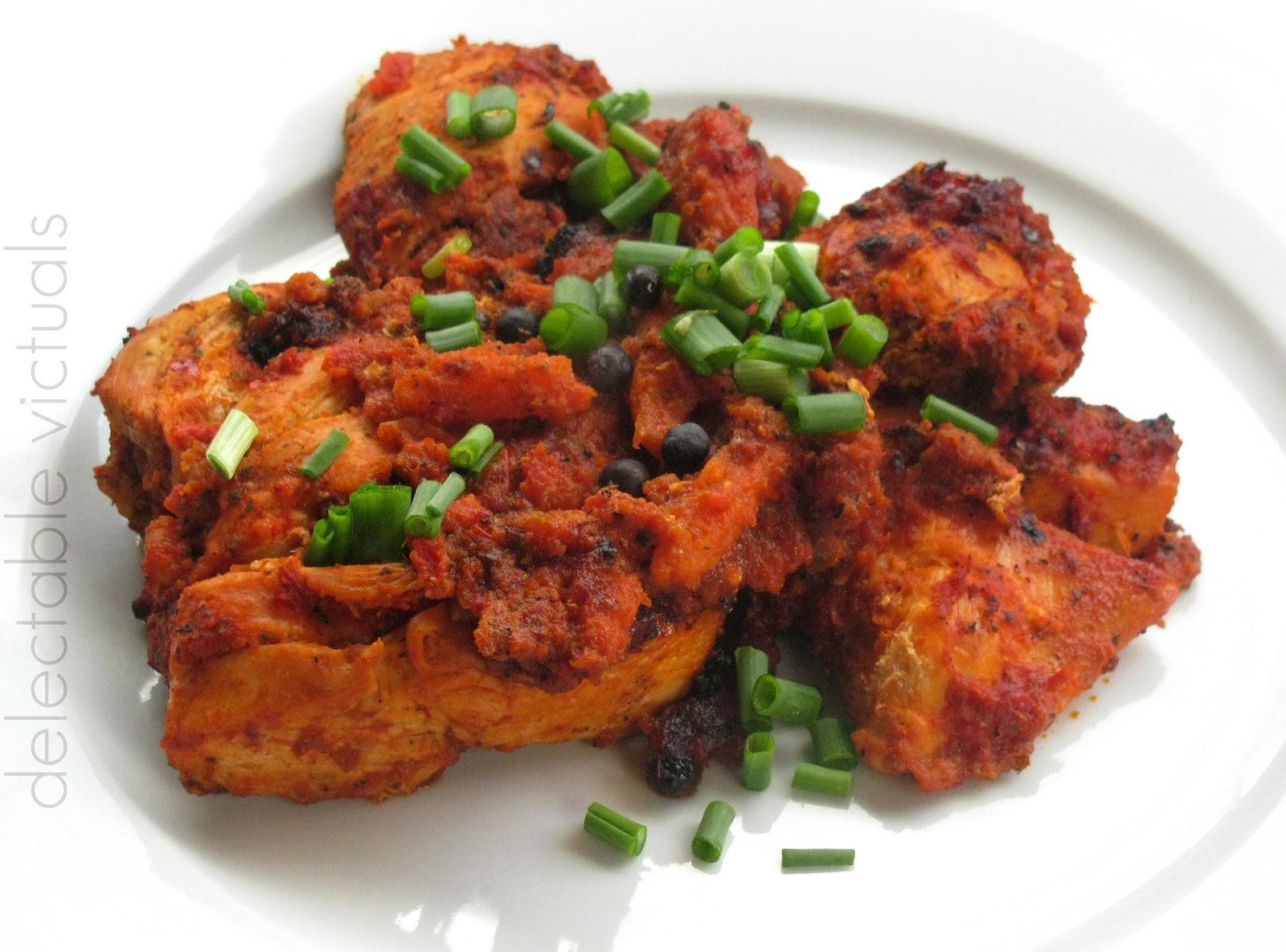 juniper berry sauce chicken