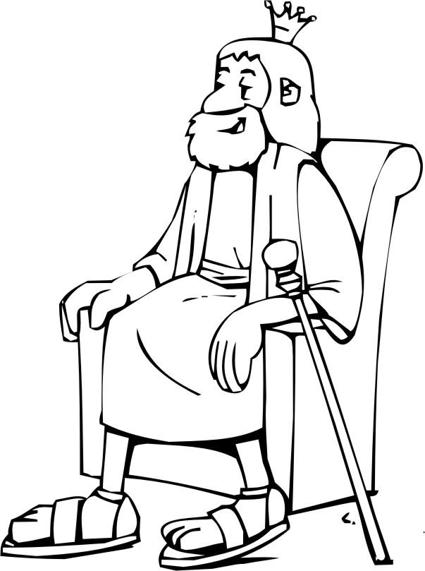 Desenho Biblico Para Pintar