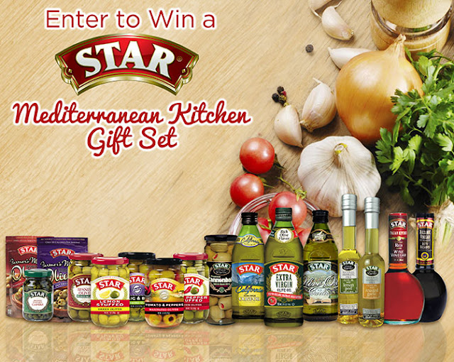 Star fine foods mediterranean kitchen gift set giveaway for Italian kitchen gifts