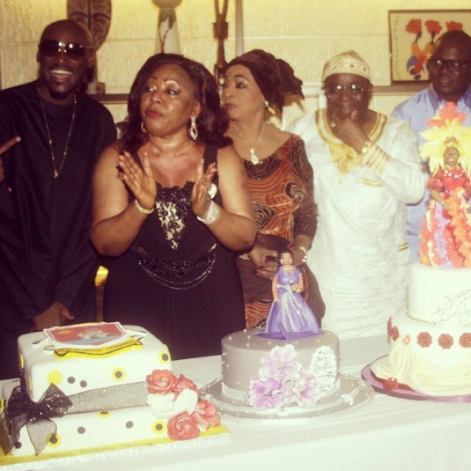 Senator Florence Ita-Giwa replies critics' comments about her elaborate 68th birthday celebration