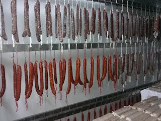 """Secallones i Xoriços vermells """"Vall de Barravés"""" de Carnisseria Porté-Estop"""