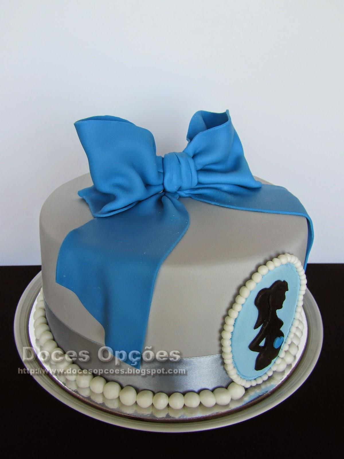 bolo festa gravidez bragança