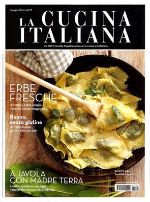 """Maggio 2012: vi aspetto su """"La cucina italiana"""""""
