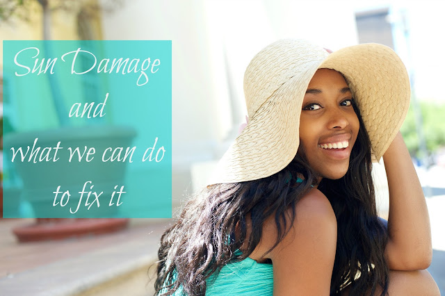 Sun Damage and what we can do to fix it