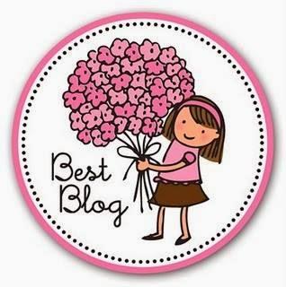 Ευχαριστώ την Έφη Μπακή για το βραβειάκι της!