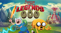 New Adventure Time games: Legends of Ooo