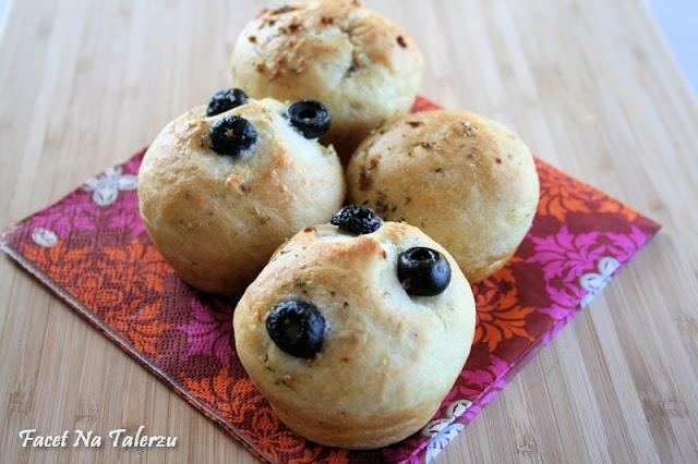 Muffinki à la Focaccia