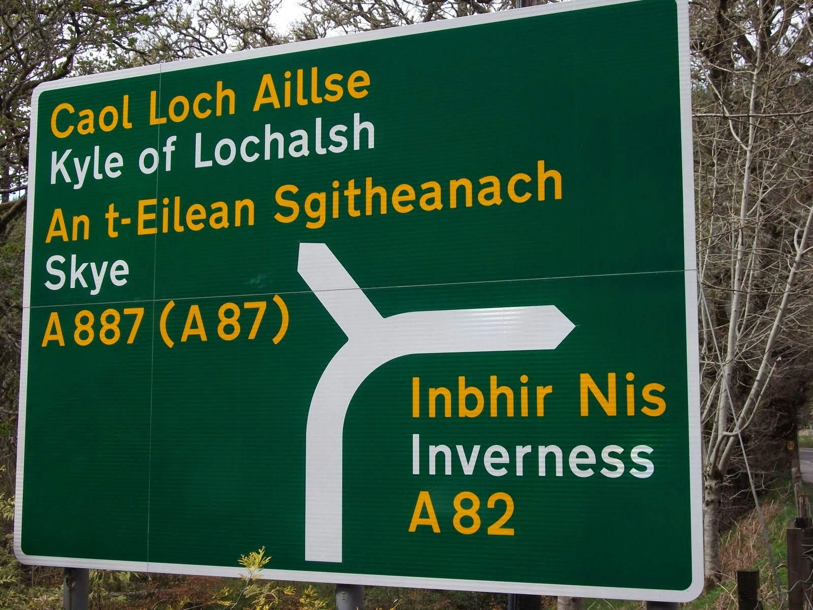 How to read and write gaelic - An Error Occurred