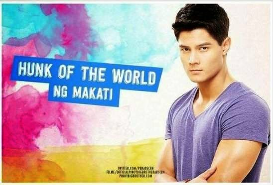 Daniel Matsunaga Entered PBB House