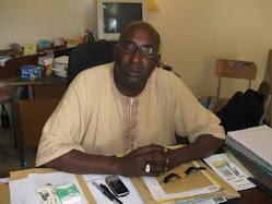 Monsieur SY le Directeur de l'école EL HADJI  SOULEYMANE WADE