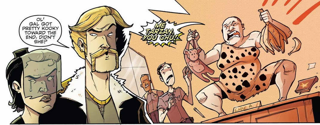 Review: Chew Volume 7 Bad Apples