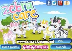 Jugar Zebra Care