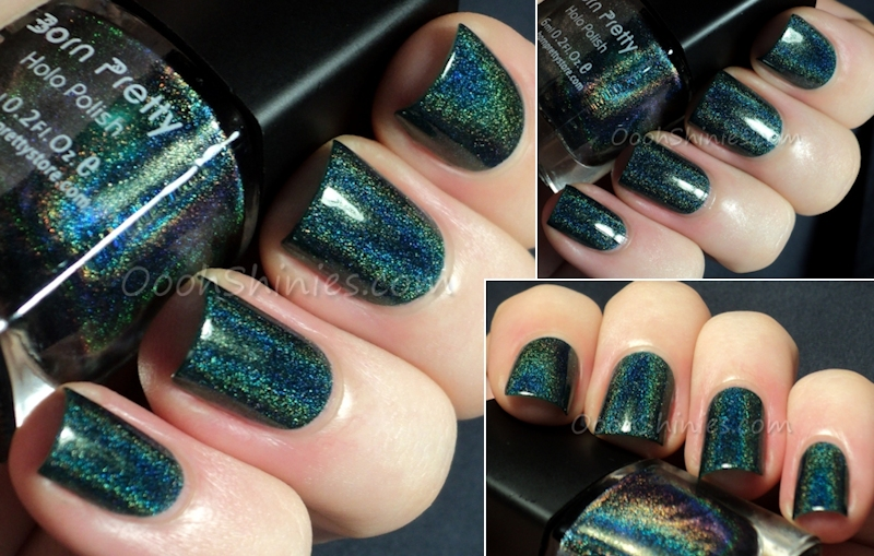 Born Pretty Holo Polish #12
