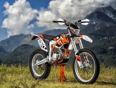 Harga Spesifikasi KTM Freeride 250R Terbaru