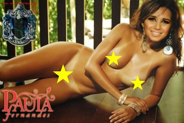 Paula Fernandes pode mover processo contra site vulgar