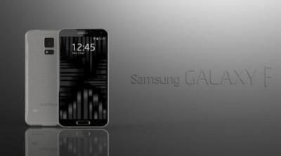 Samsung Galaxy F Mulai Tampak Nyata