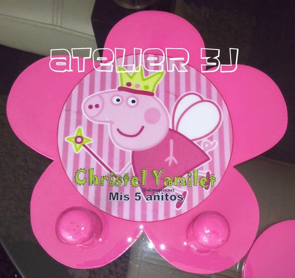 sorpresas infantiles PEPPA PIG
