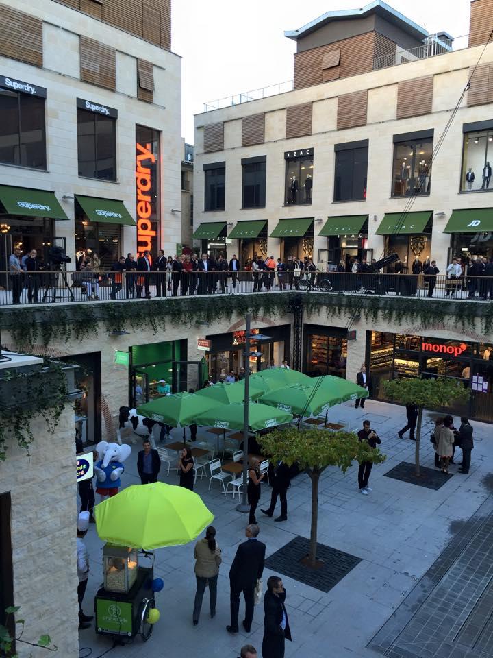 Promenade sainte catherine sonia lmch blog mode - Restaurant japonais tapis roulant paris ...