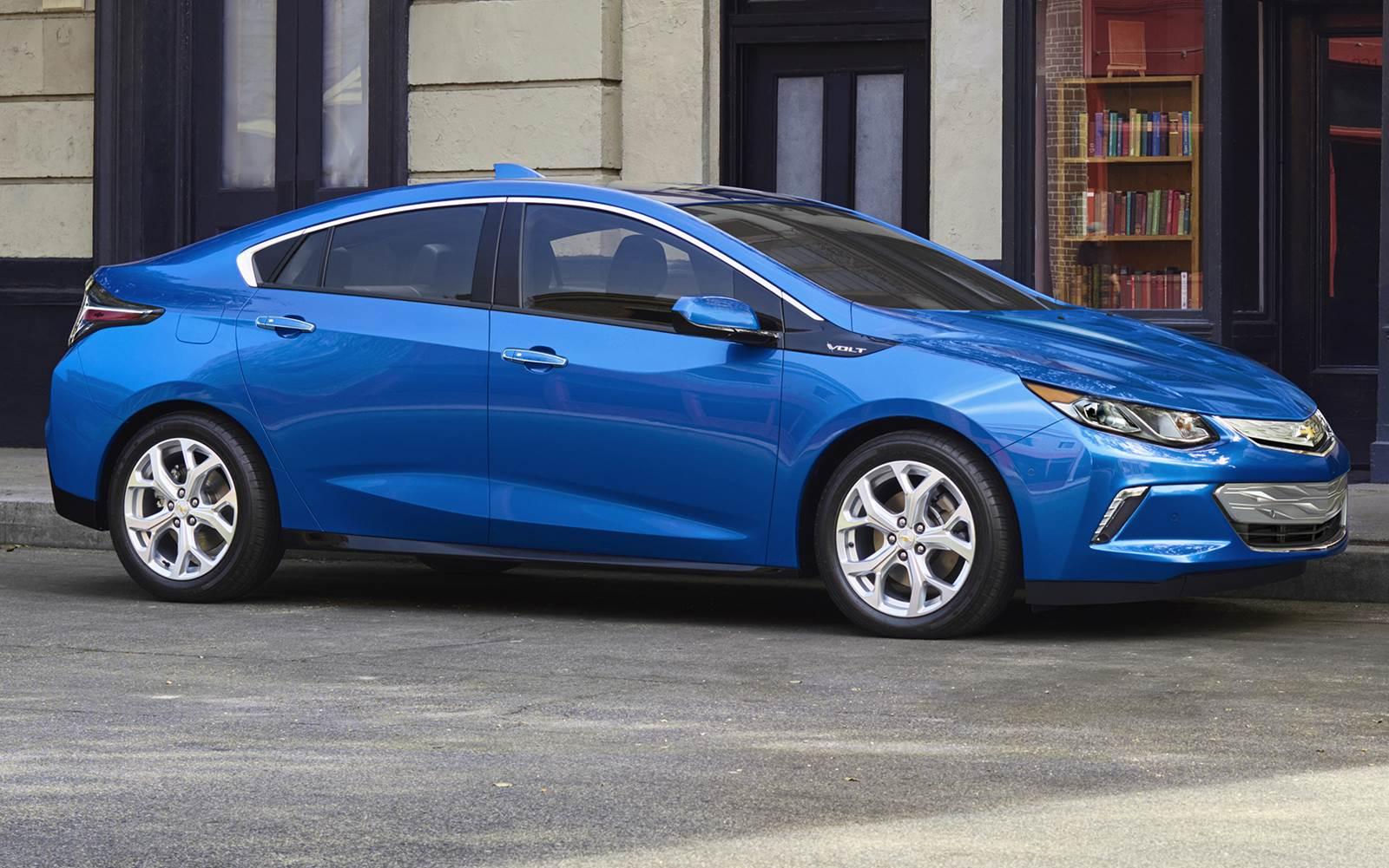 Chevrolet Volt 2016 Autonomia Eltrica Supera A 80 Km