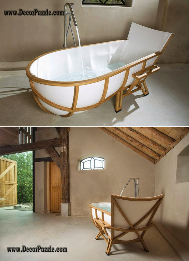 luxury bathtubs for modern bathroom , bathtub designs 2015