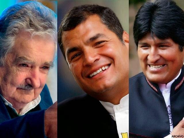 Pepe-Mujica-Rafael-Correa-Evo-Morales