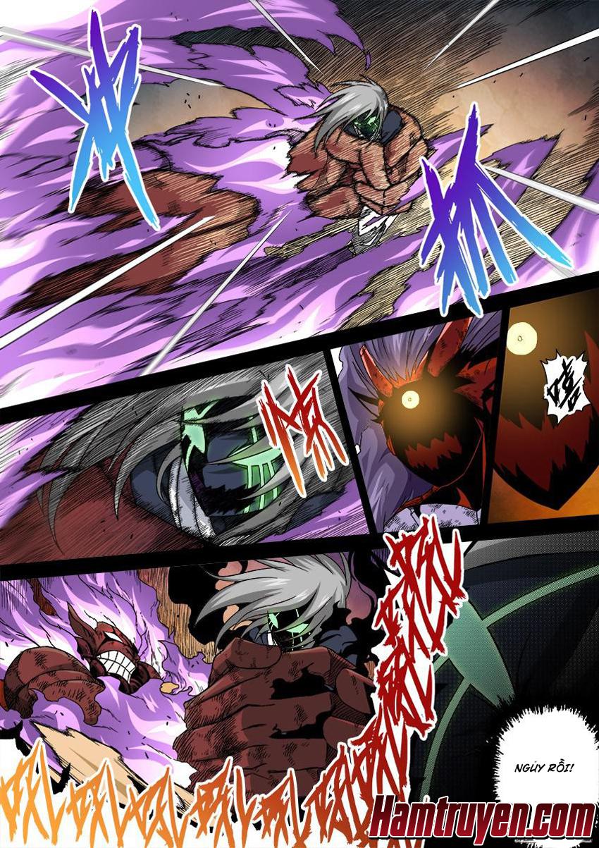 Quyền Bá Thiên Hạ Ngoại truyện 13 - BigTruyen.net