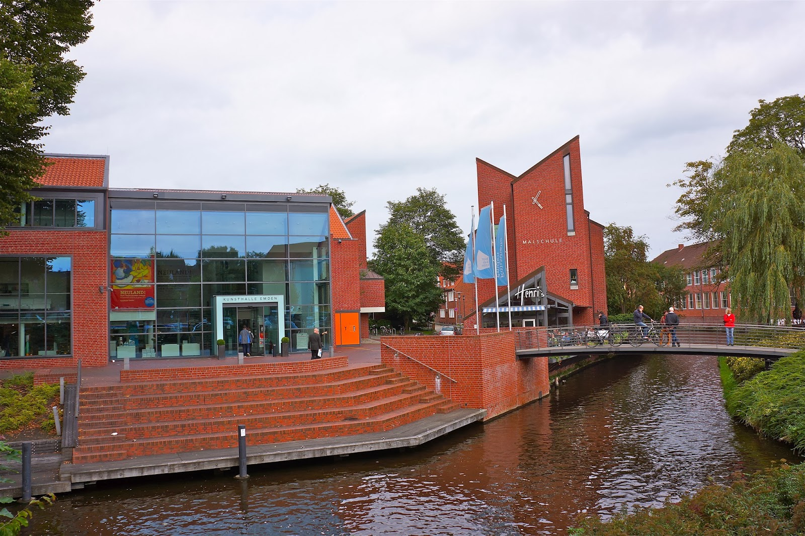 Picture of Kunsthalle Emden.