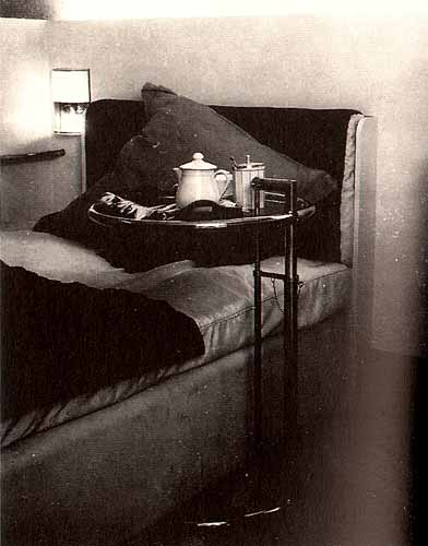 kitten vintage 1930s interior design eileen grey. Black Bedroom Furniture Sets. Home Design Ideas