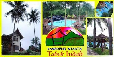 Kampoeng Wisata Tabek Indah Resort Lampung