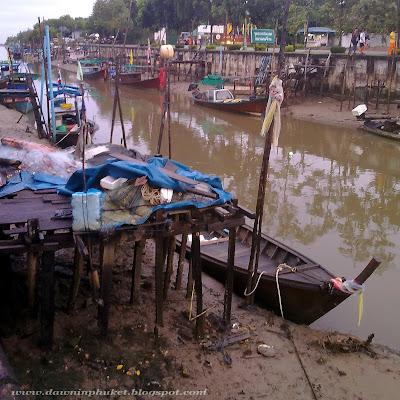 Phuket's Waterways