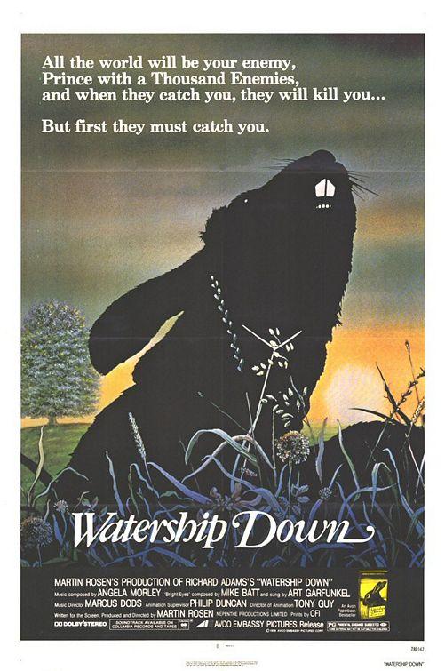 Laveyu0026#39;s Blog: Watership Down - World animation reviews (UK)