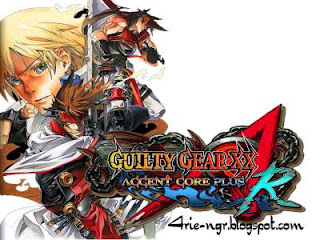 Game PC Guilty Gear XX Accent Core Plus R-Reloaded