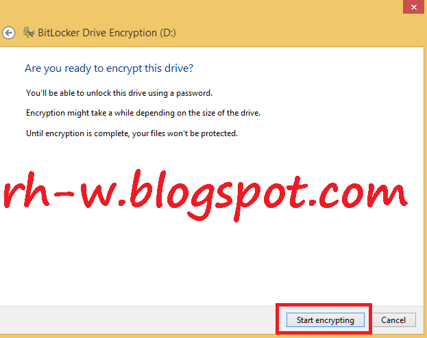 cara memasang password di flashdisk di windows 8