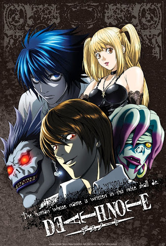 Death Note (BRRip HD Dual Japonés / Latino)