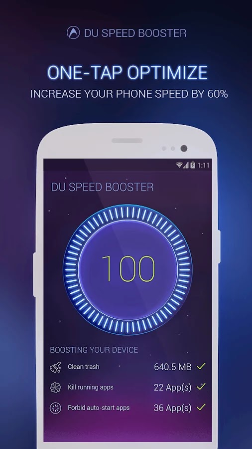 DU Speed Booster (Optimizer) v2.2.6