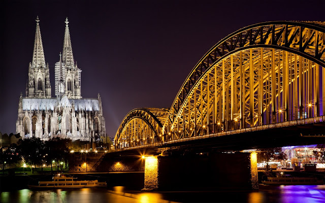 Cathedral Bridge in Germany