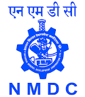 National Mineral Development Corporation, NMDC, 10th, freejobalert, Latest Jobs, Chhattisgarh, nmdc logo