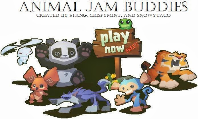 Animal Jam Buddies