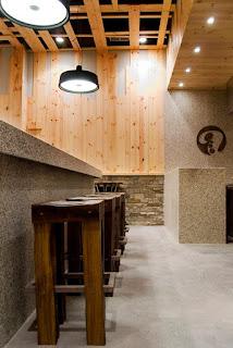 arquitectura y diseño bar