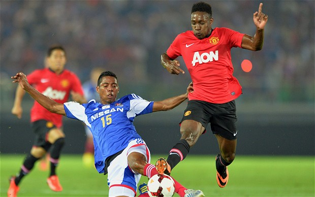 Friendly - Yokohama F. Marinos vs Manchester United