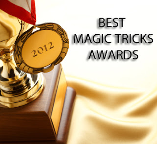 What are the best magic tricks that were released in 2012